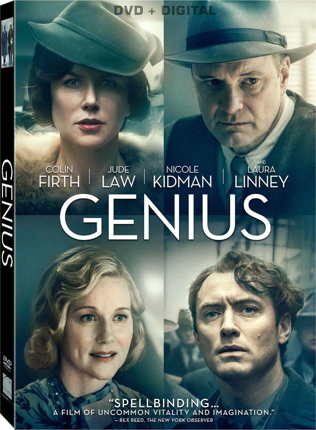 Genius (2016) poster image