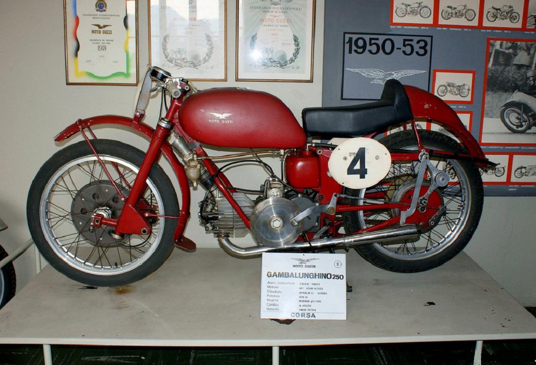 250 Gambalunghino. 1949-1951. 01