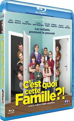 C'est quoi cette famille french bluray 720p