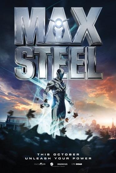 Max Steel (2016) PL.720p.BluRay.x264-KiT / Lektor PL
