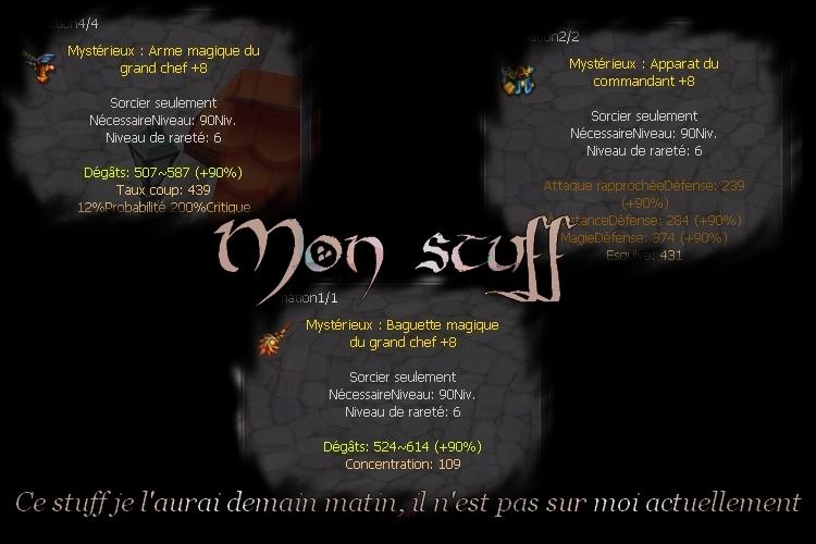 Bonjour les Crow ! :) 161214025445908633