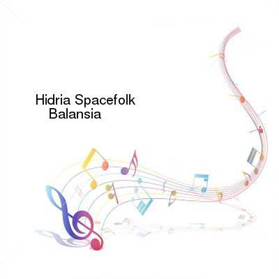 SceneHdtv Download Links for Hidria_Spacefolk-Balansia-CD-FLAC-2004-mwnd