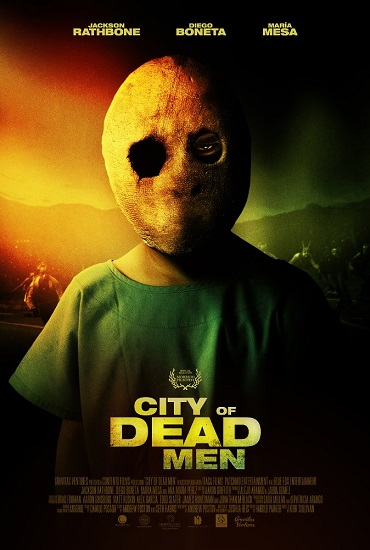 City of Dead Men (2016) PL.HDRip.Xvid.AC3.B53 / Lektor PL [IVO]