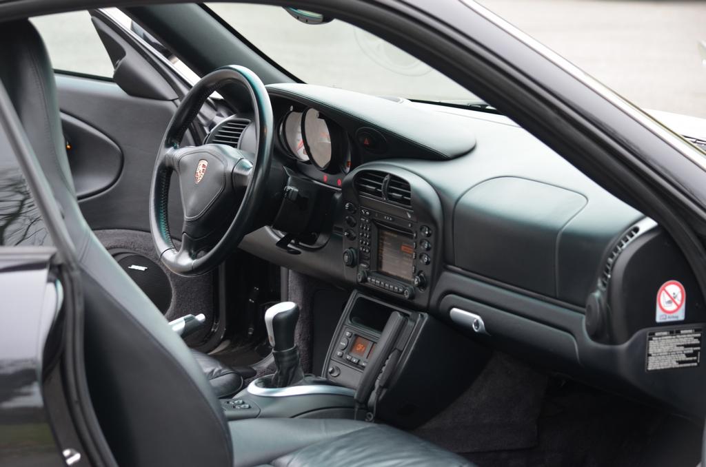 Porsche 911 type 996 4S 161219044105149300