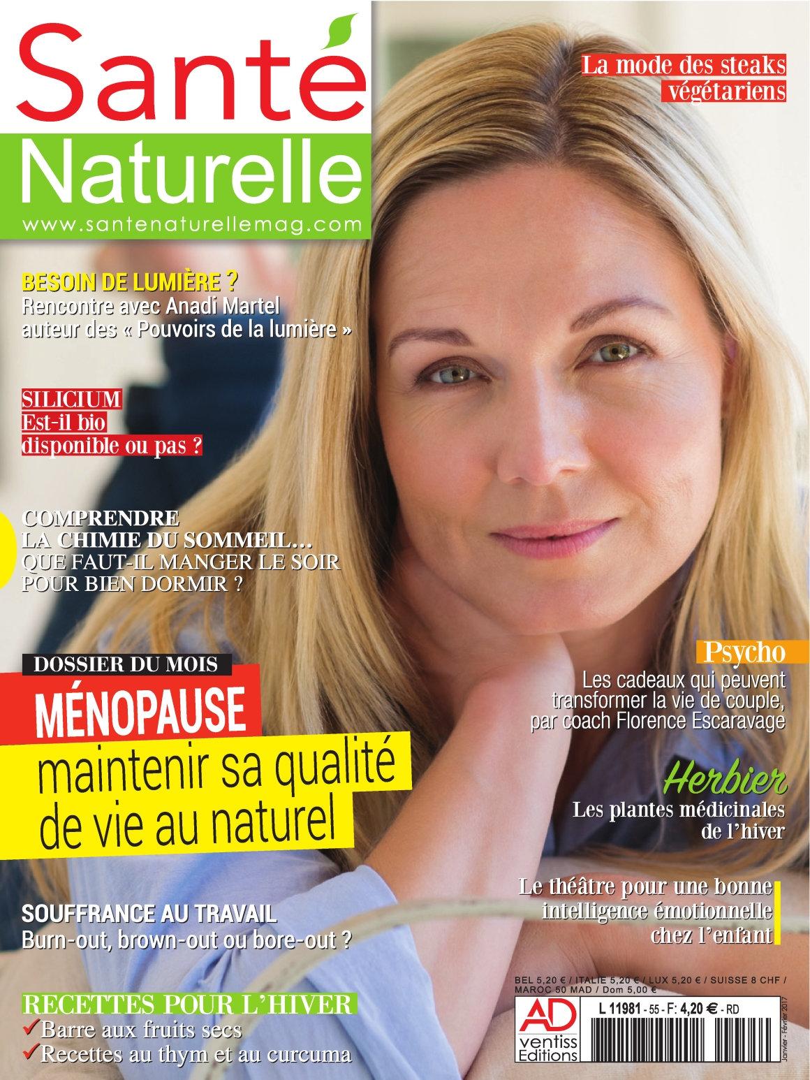 Santé Naturelle N°55 - Janvier/Février 2017