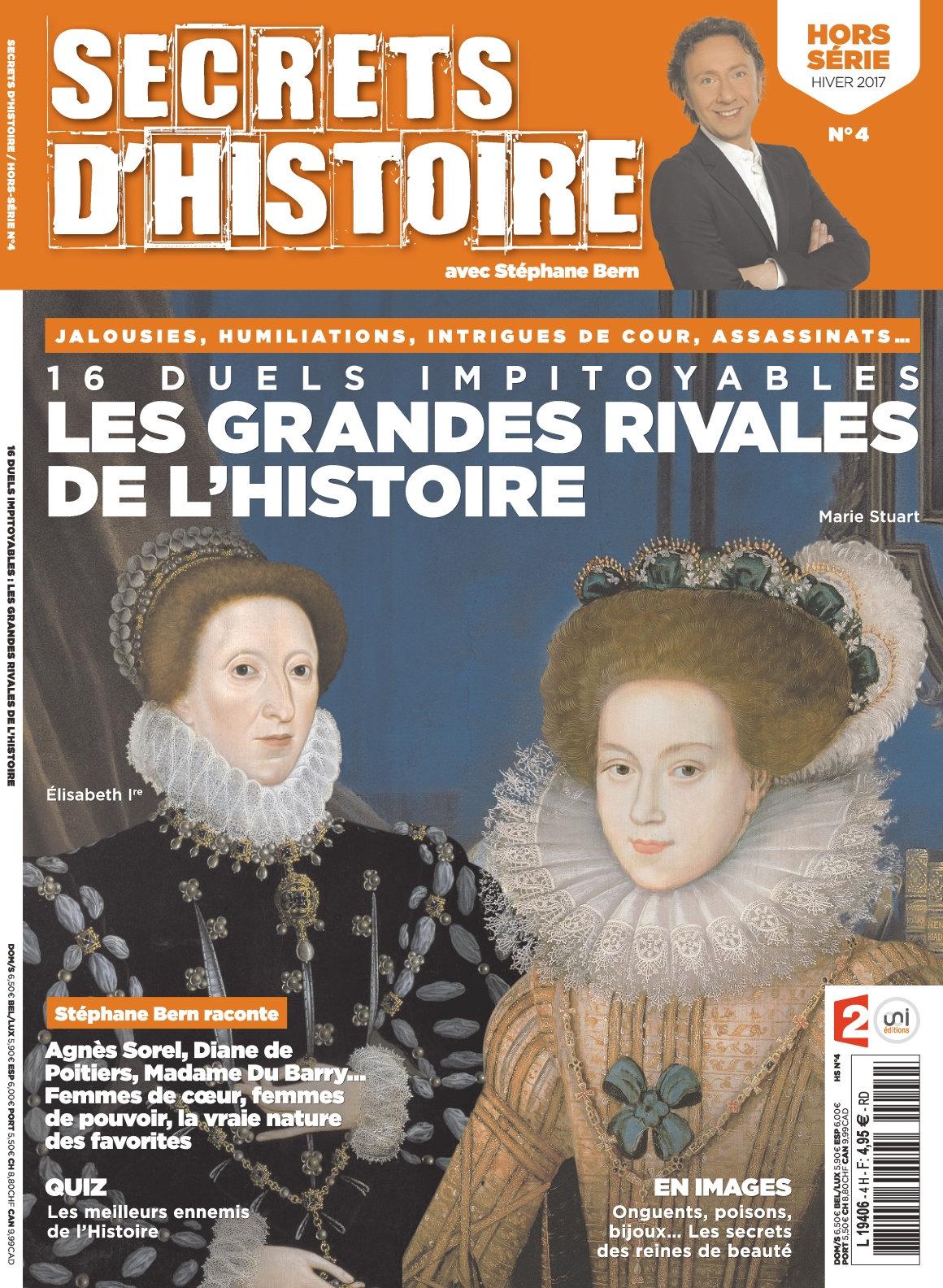 Secrets d'Histoire Hors Série N°4 - Hiver 2017
