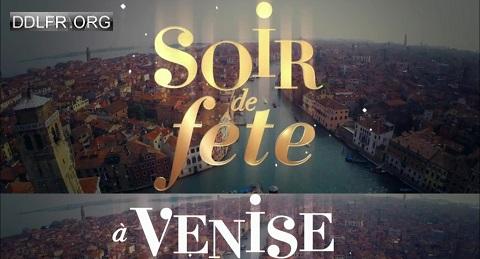 Soir de fête à Venise