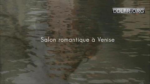 Salon romantique à Venise