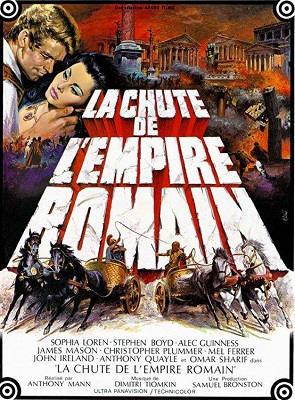 La Chute de l'empire romain HDTV 720p FRENCH