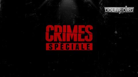 Crimes Spécial 26 Décembre 2016