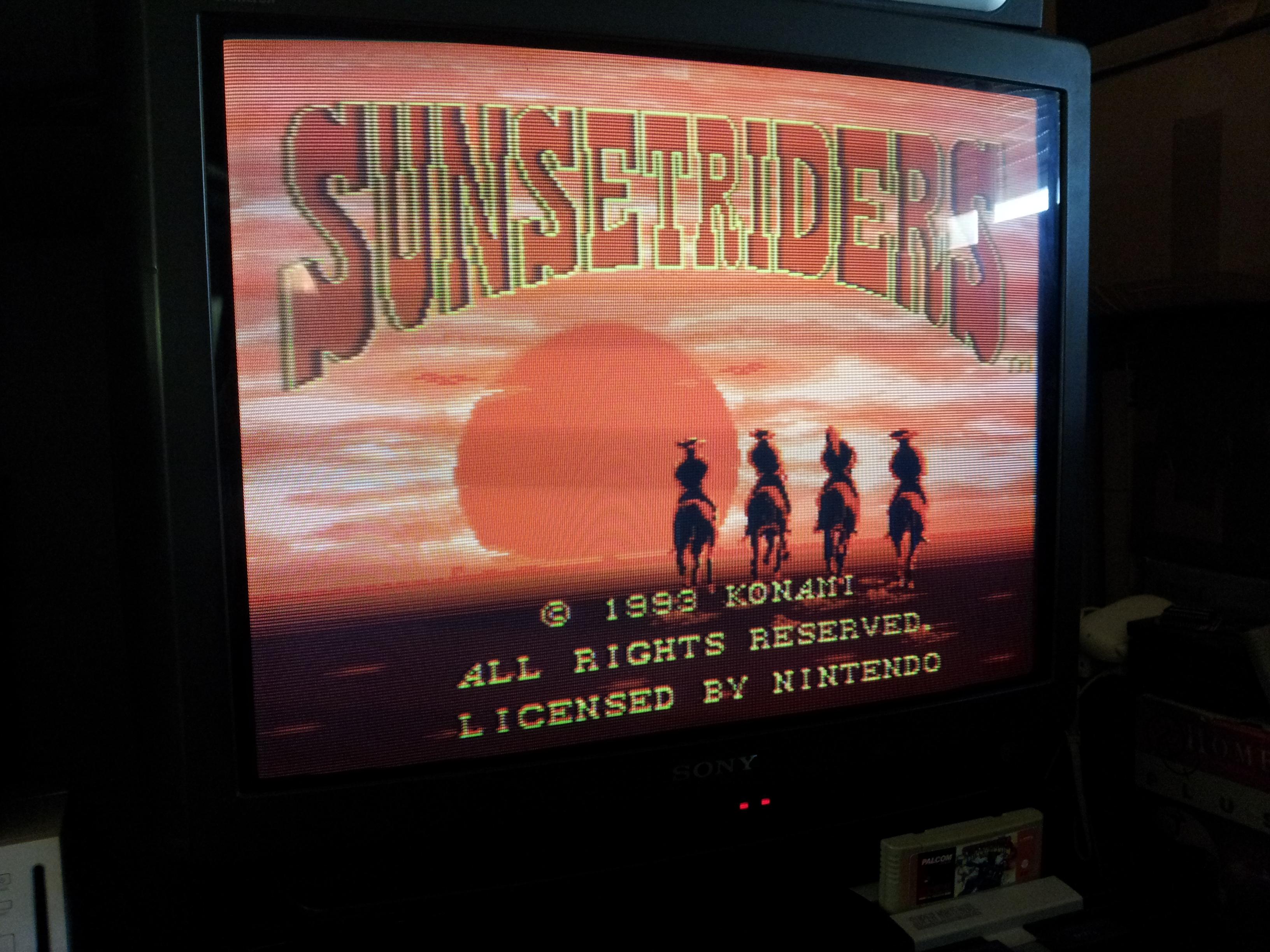 SunsetScreen