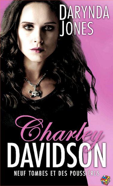 Darynda Jones (Oct. 2016) - Charley Davidson - T9 Neuf tombes et des poussières