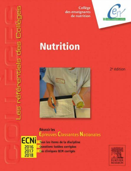 télécharger ECN Nutrition 2e Edition