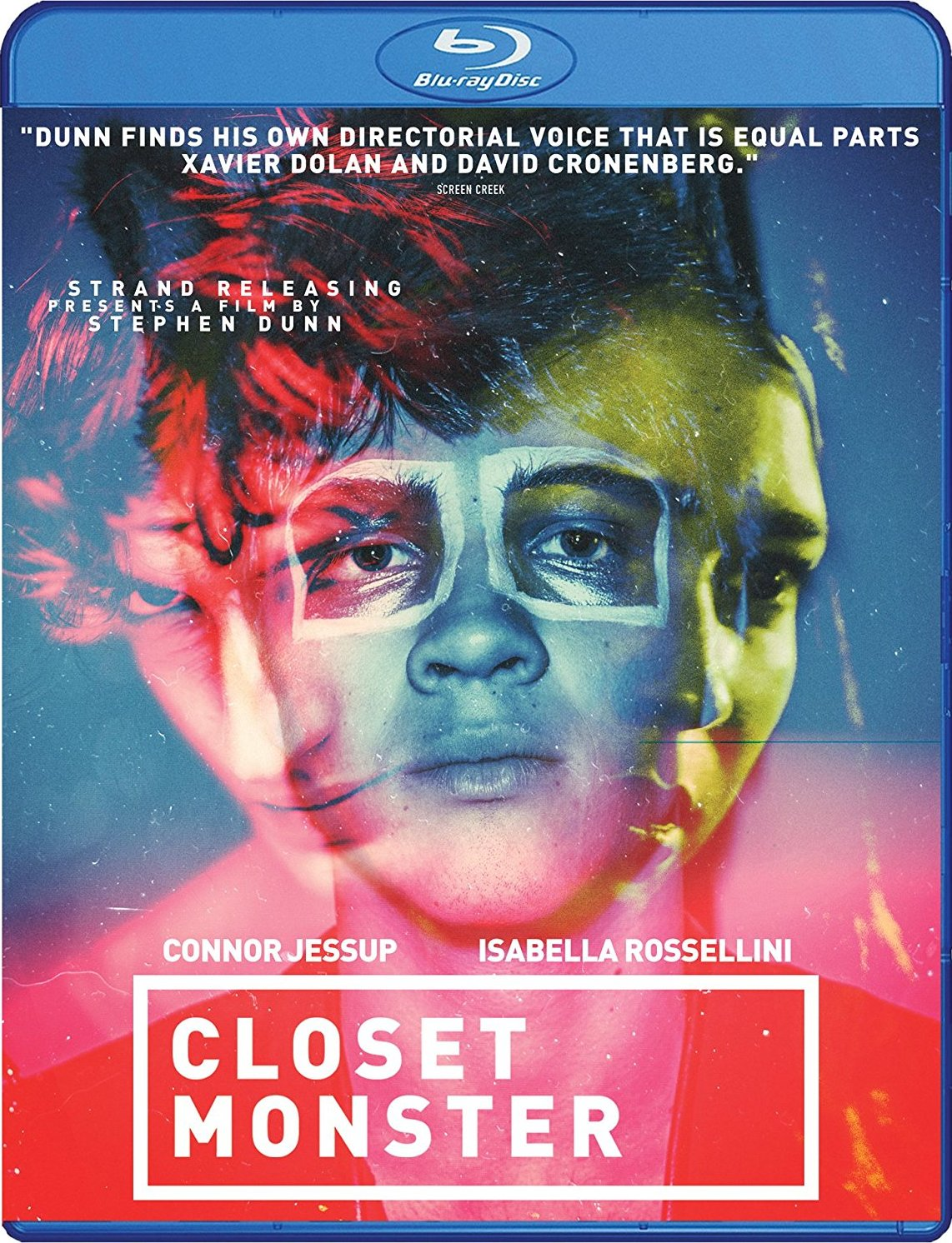 Closet Monster (2015) poster image