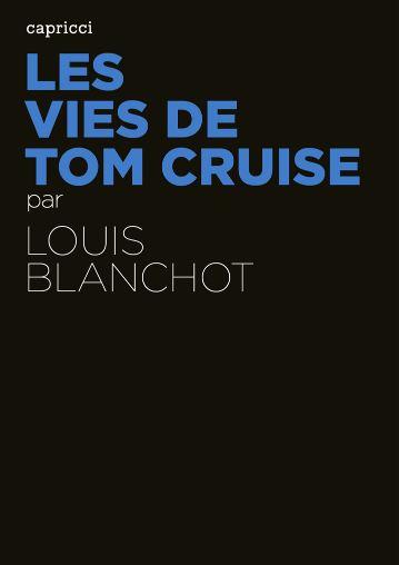 télécharger Les Vies de Tom Cruise