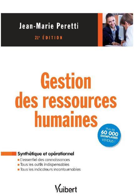 télécharger Gestion des ressources humaines - 21e édition