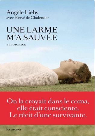 télécharger Angèle Lieby - Une larme m'a sauvée