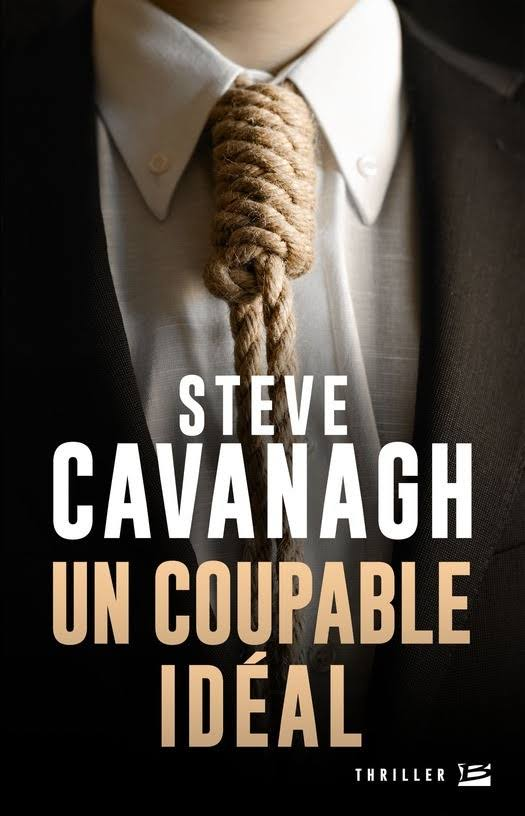 Un Coupable Idéal - Steve Cavanagh