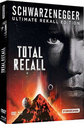 Total Recall, Ultimate Rekall Edition BDRIP TRUEFRENCH