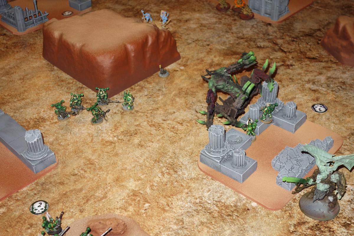 Death Guard Vs. Démons du Chaos - 1000 pts 0 PM 170101112705387447