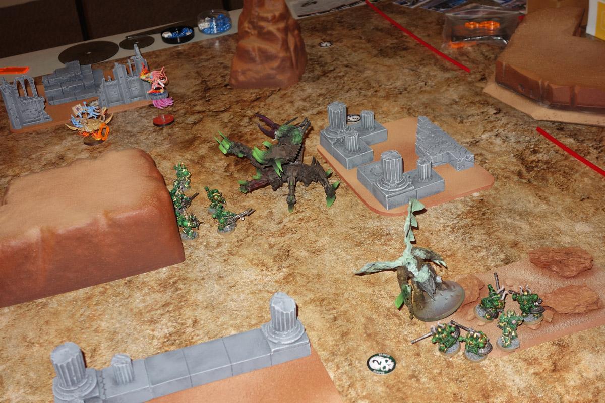 Death Guard Vs. Démons du Chaos - 1000 pts 0 PM 170101114215911897
