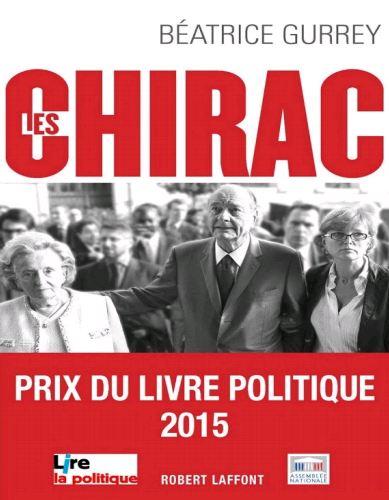 télécharger Les Chirac - Béatrice Gurrey
