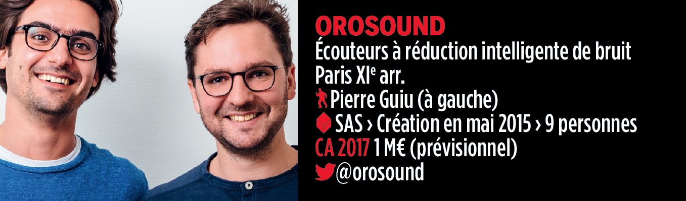 Orosound, Studapart, Cyclofix, Luckey Homes et Ma Belle Barbe : nos 5 start-up du mois