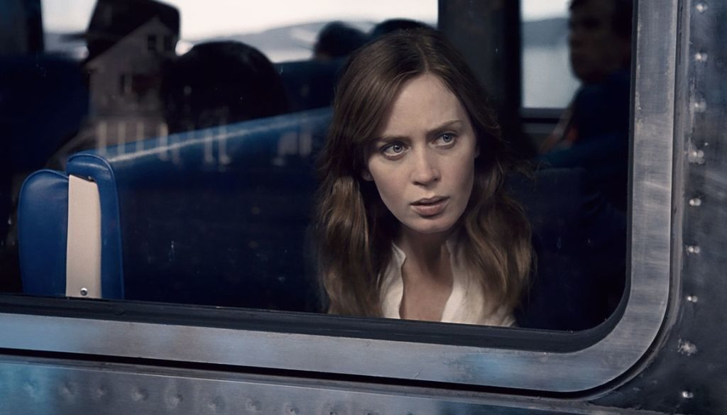 The Girl on the Train (2016) image