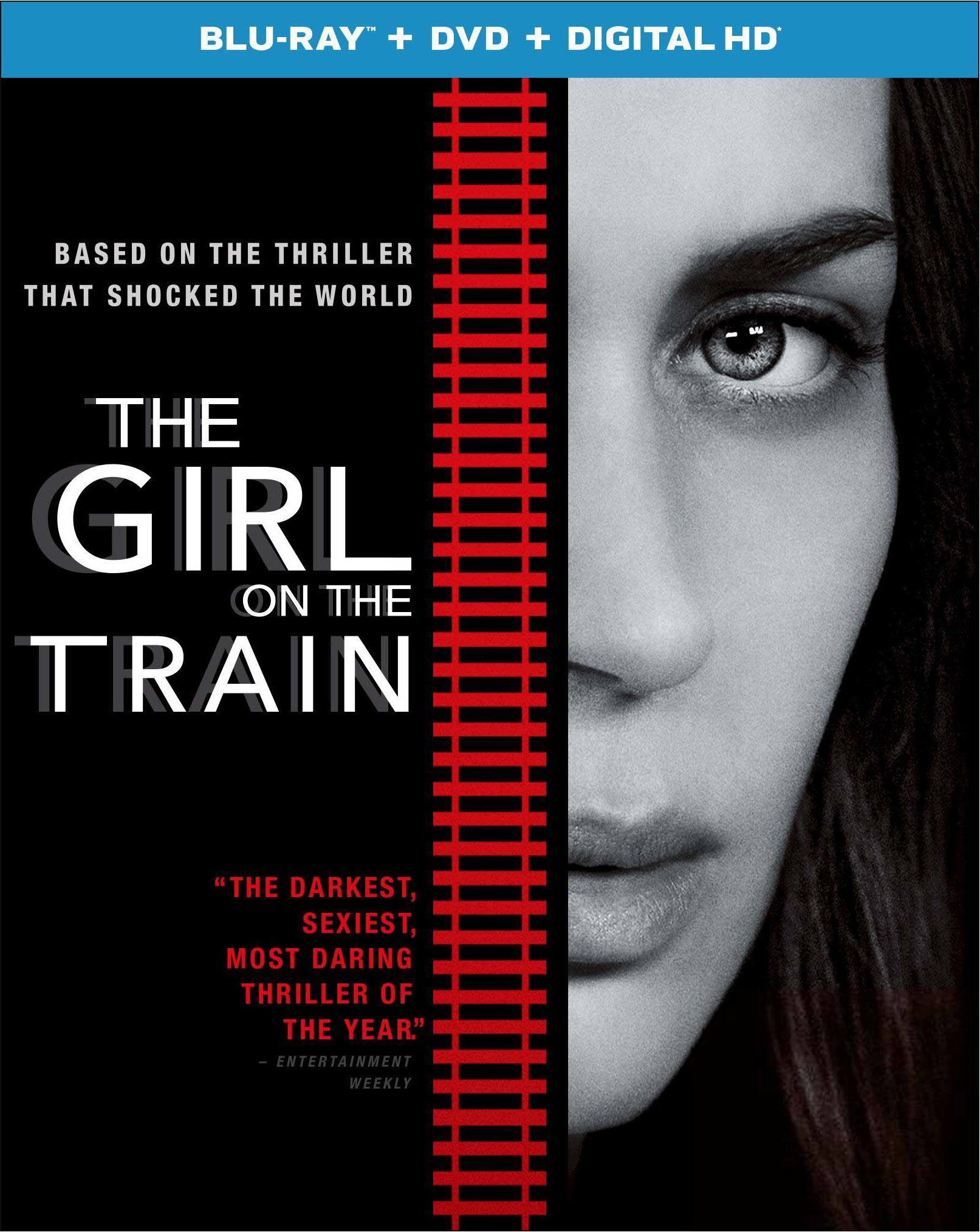 The Girl on the Train (2016) poster image