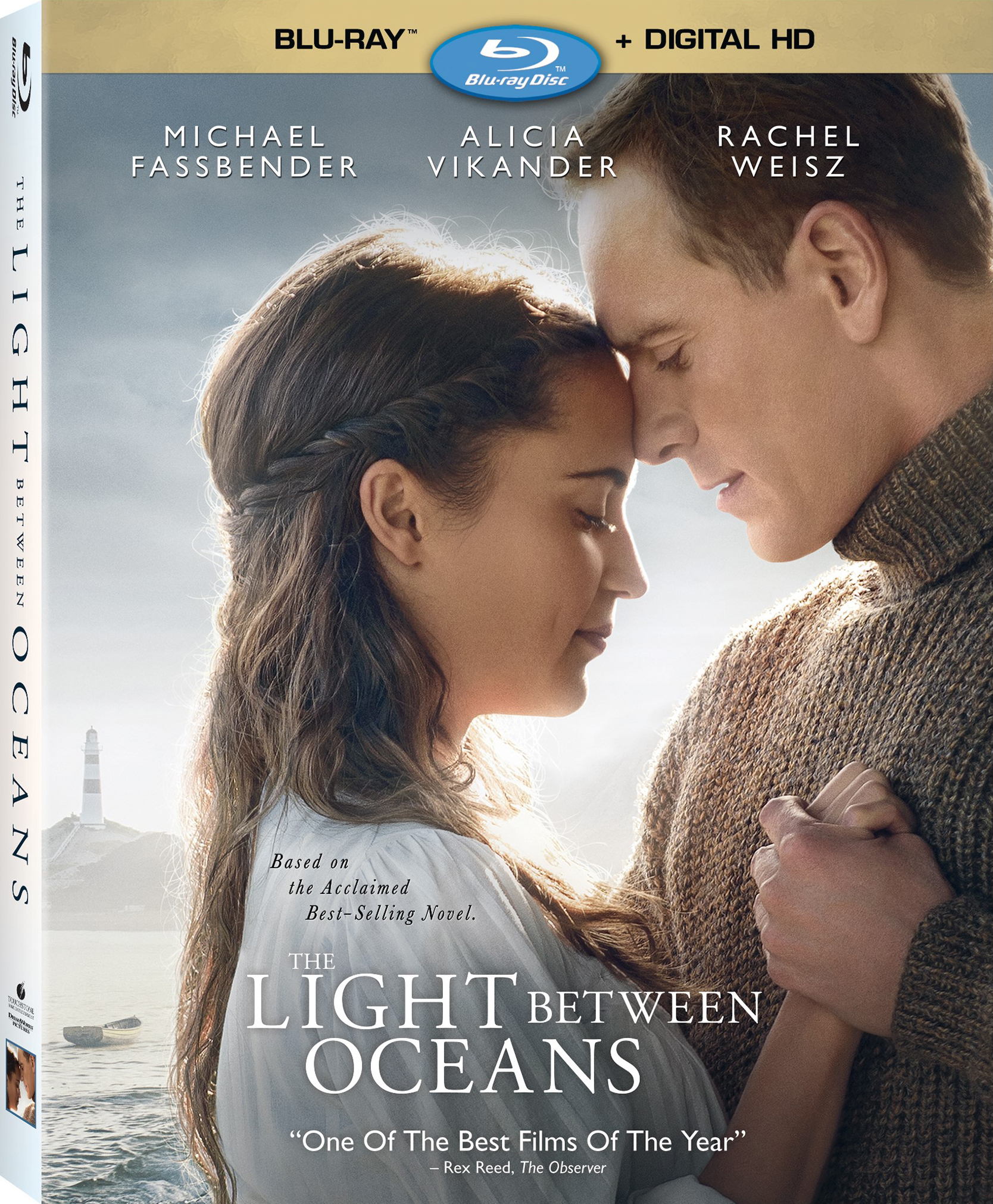 The Light Between Oceans (2016) poster image