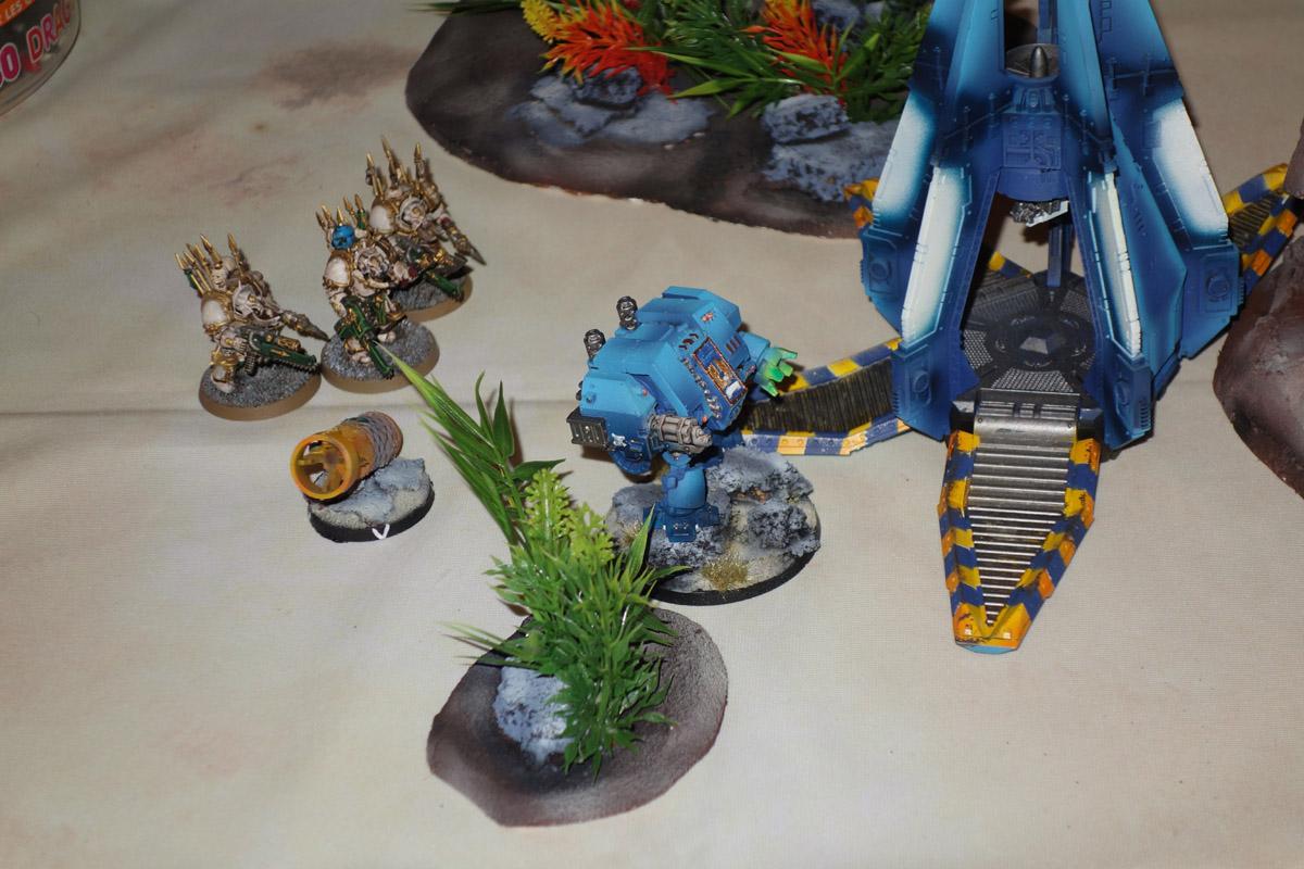 Death Guard Vs. Ultramarines - 1000 pts 0 PM 170107104418101289