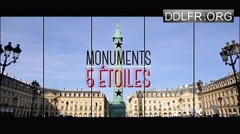 Monuments 5 étoiles