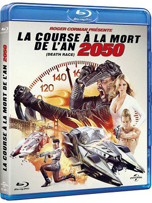 Death Race 2050 french bluray 720p