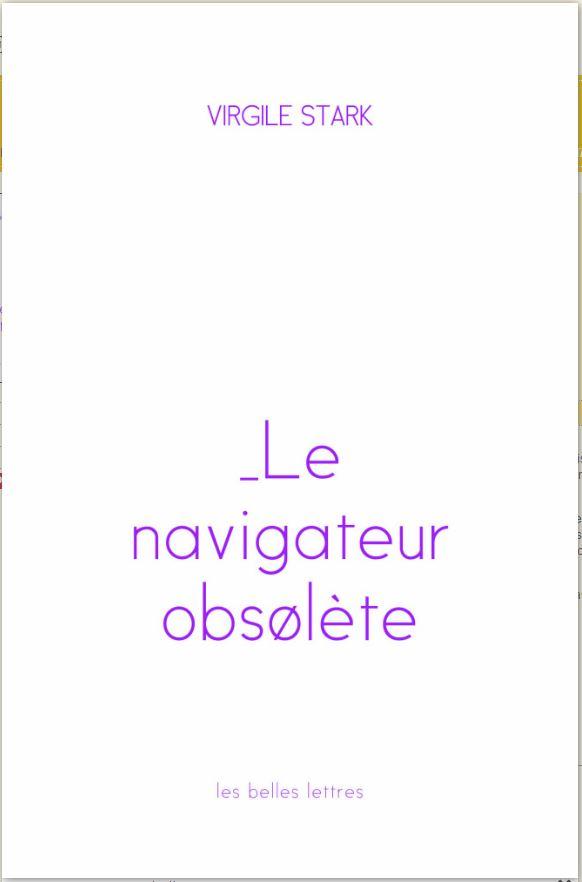 télécharger Le Navigateur obsolète - Virgile Stark
