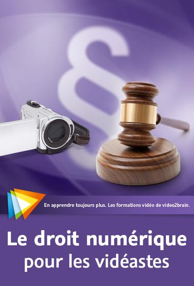 Video2Brain – Le droit numérique pour les vidéastes