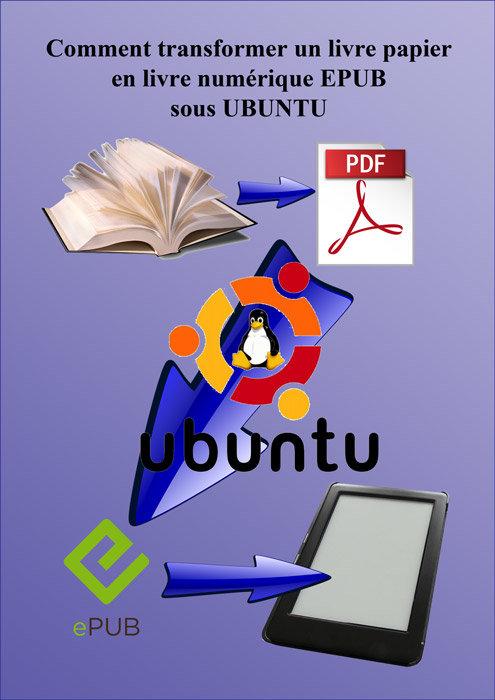 télécharger Comment transformer un livre papier en livre numérique sous UBUNTU