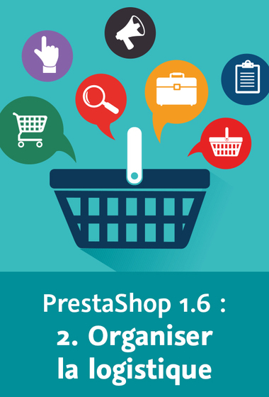 télécharger Video2Brain – Les fondamentaux de PrestaShop 1.6 – Organiser la logistique
