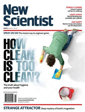 New Scientist - 14 January 2017