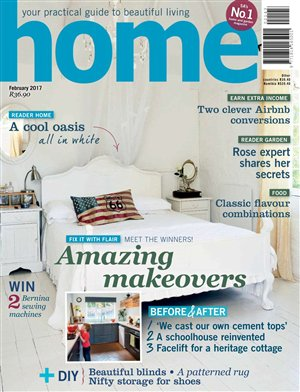 Home - February 2017 / South Africa