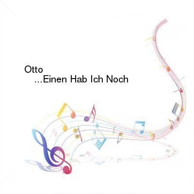 SceneHdtv Download Links for Otto-___Einen_Hab_Ich_Noch-DE-CD-FLAC-1998-VOLDiES