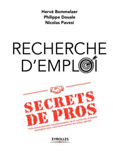télécharger Recherche d'emploi : secrets de pros