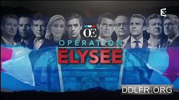 Opération Elysée France 3
