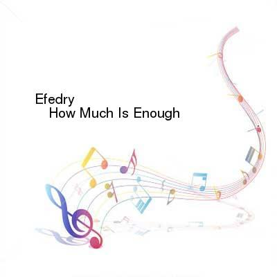 SceneHdtv Download Links for Efedry_-_How_Much_Is_Enough-WEB-2015-RNM