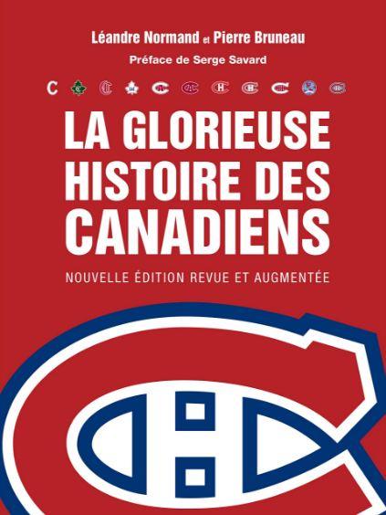 télécharger La Glorieuse histoire des Canadiens