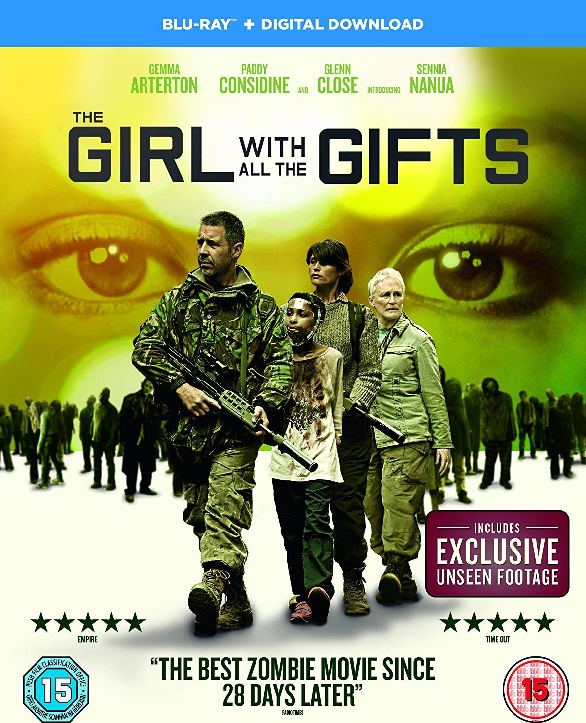 The Girl with All the Gifts (2016) poster image