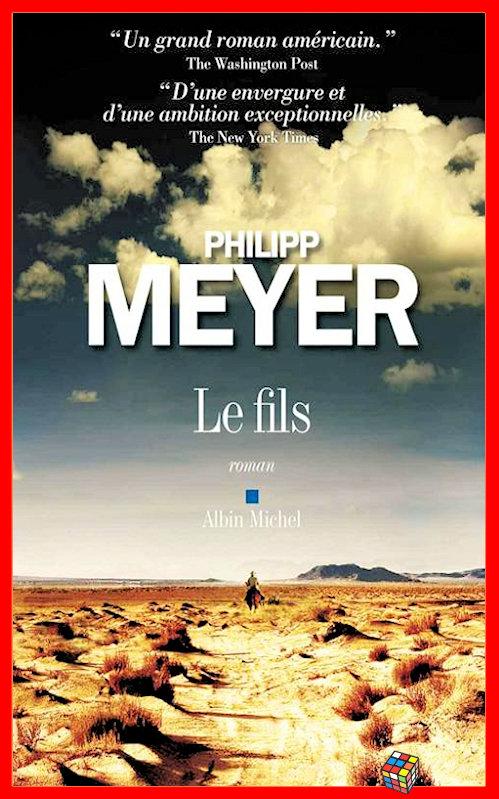 TELECHARGER MAGAZINE Philipp Meyer (2016) - Le Fils