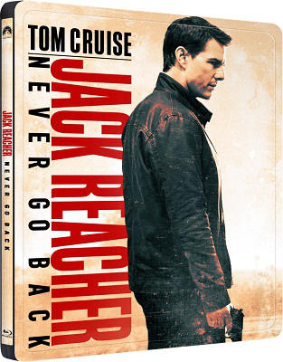 Jack Reacher Never Go Back bluray 1080p french