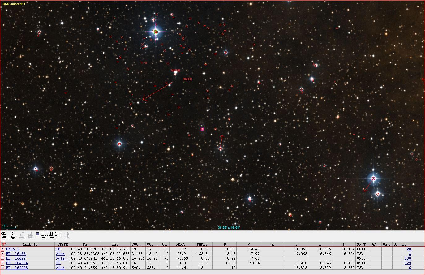 IC1805 - Le Coeur en SHO 170120014735932101