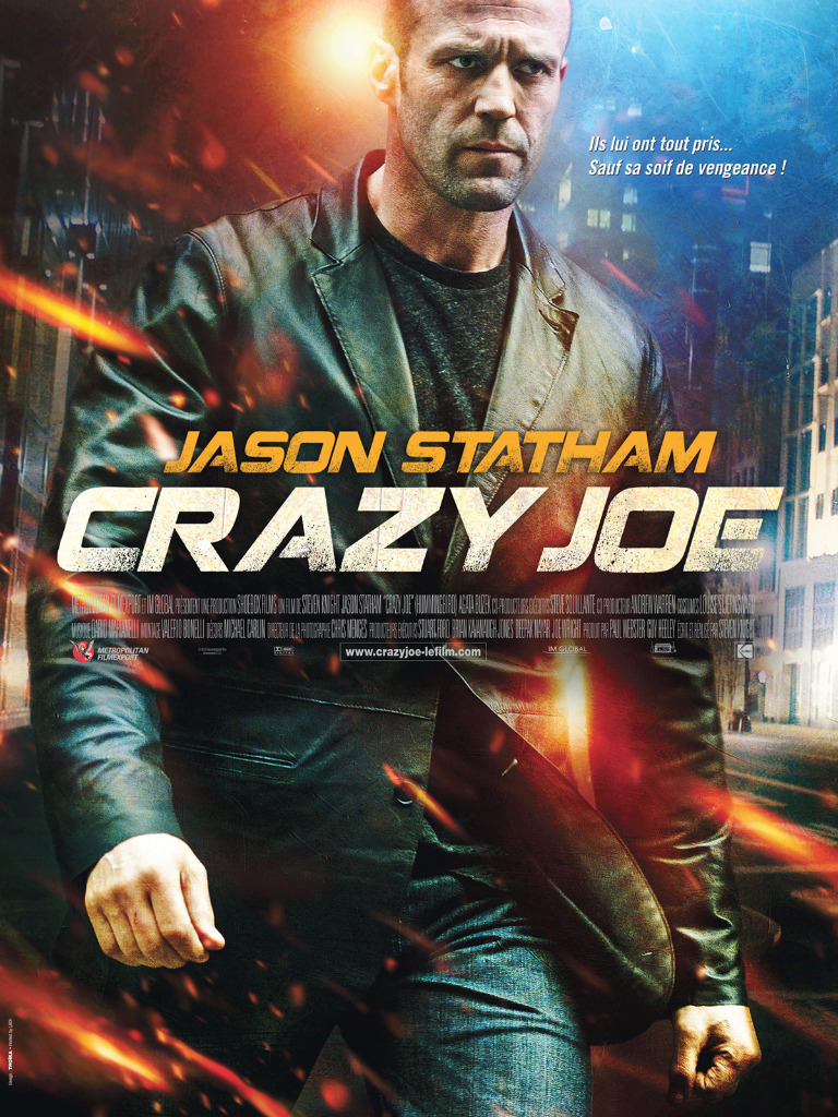 Crazy Joe en VF