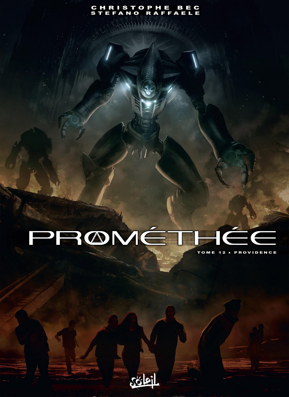 Prométhée - T12 FIX - Providence - CBR